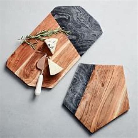 Marble-And-Wood-Cutting-Board-Diy