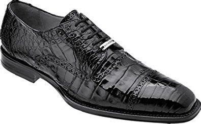 Marcello Genuine Crocodile Oxford Shoe