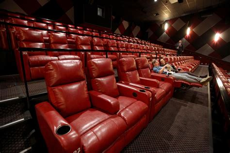 Marcus Theater Recliners
