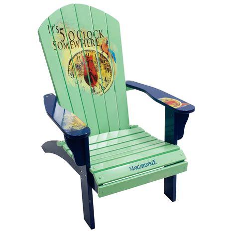 Margaritaville-Adirondack-Chair-Parrot