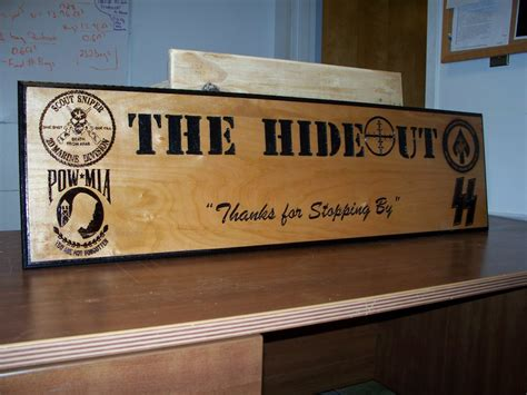 Marine-Corps-Wood-Projects