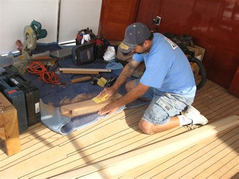 Marine-Woodworking