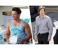 Best Mark wahlberg gambler diet