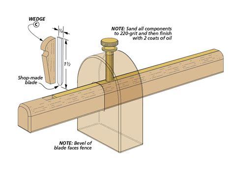 Marking-Gauge-Woodworking-Plans