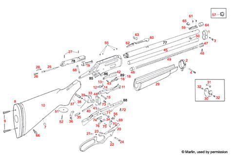 Marlin 336 Schematic - Brownells Uk.