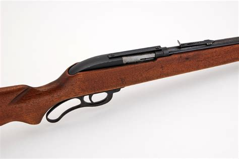 Marlin 22 Long Rifle Lever Action And Peep Sights For Henry Lever Action Rifles