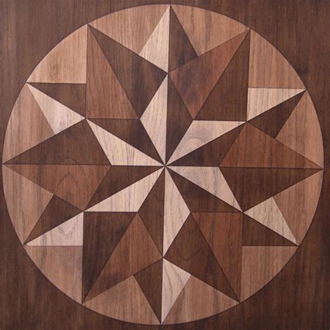 Marquetry Patterns Designs