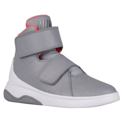 Marxman Stealth/Hot Lava/White/Stealth Basketball Shoe Mens US (9)