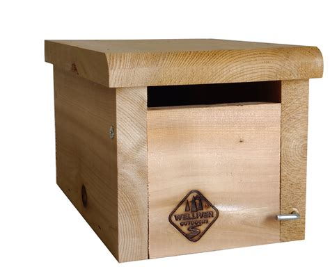 Mason Bee House Plans With Hatching Area