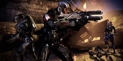 Mass Effect Assault Rifle Infiltrator And Mk 16 Assault Rifles