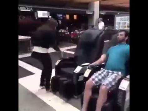Massage Chair Electrocuted