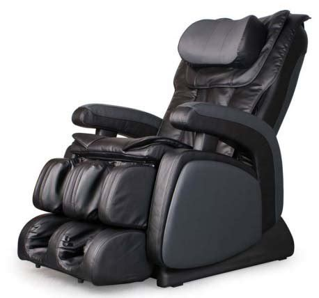 Massage Chair Side By Side Comparison