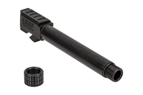 Match Threaded Glock 17 Gen 5 Barrel And Polymer 80 Glock 17 V2 Instructions
