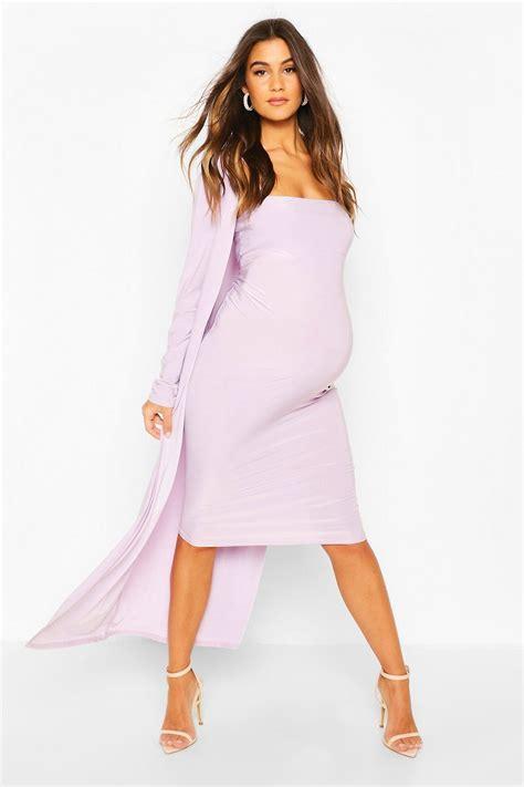 de2c219052c ∴ Review Maternity Dresses Pregnancy Dresses Boohoo Uk