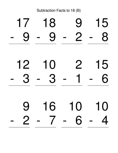 HD wallpapers first grade math worksheets printables free Page 2