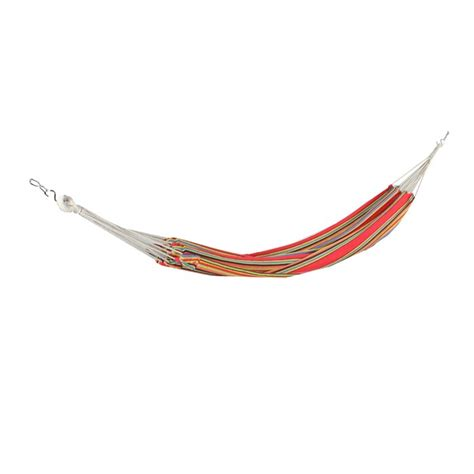 Matt Striped Woven Cotton Brazilian Tree Hammock By Highland Dunes