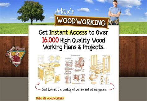 Max Millard Woodworking Plans