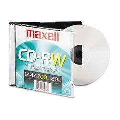 Maxell CD-RW Branded Surface 650MB/74min 4x