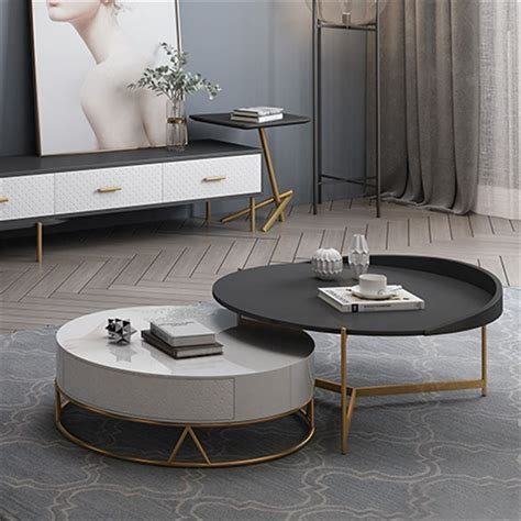 Maximillian 2 Piece Nesting Tables By Design Tree Home