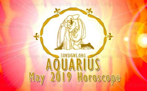 May 2019 Aquarius Horoscope And What Does The Horoscope Aquarius Mean