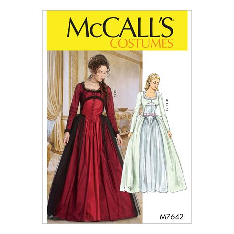 Mccalls Sewing Patterns Costumes