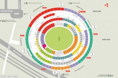 Mcg Boxing Day Test Seating Plan