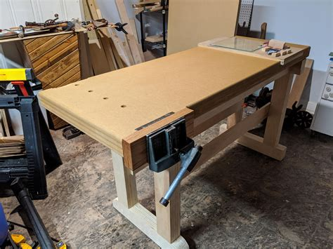 Mdf Top Workbench Plans