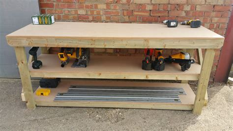 Mdf-Woodworking-Bench