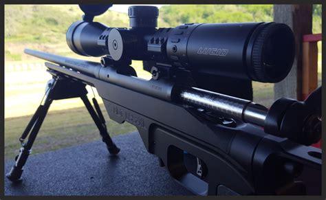 Mdt Lss Xl Chassis 1 And Swarovski Optik Ballistic Program Ballistic Program