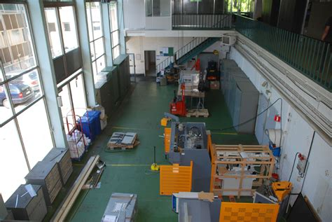 Mechanical Engineering Workshop Layout Plans