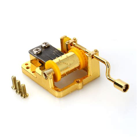 Mechanical Music Box Diy
