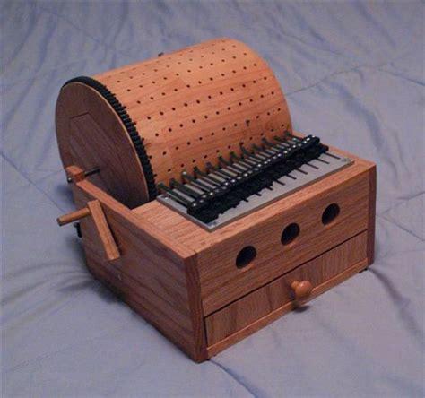 Mechanical-Music-Box-Diy