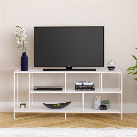 Media Tv Stand For Tvs Up To 55 By Closetmaid