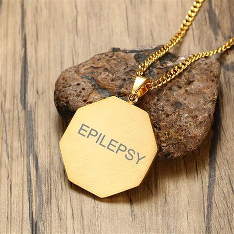 Medical Health Necklace - Life Saving Stone