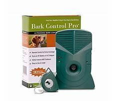 Best Medication to stop dog barking