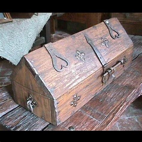Medieval Wooden Chest Plans