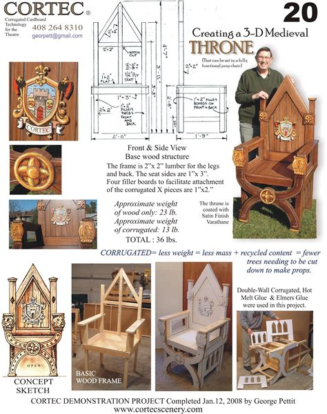 Medieval-Furniture-Plans-Pdf