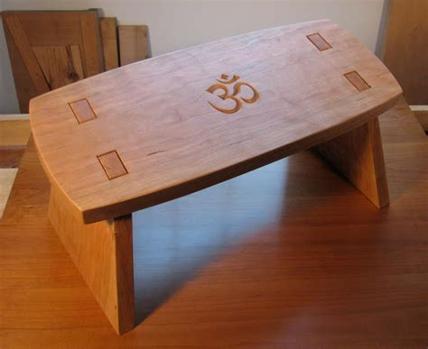 Meditation Bench Woodworking Plans