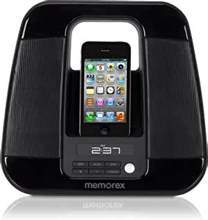 Memorex MA2213 Ultra Portable Travel Speaker for iPod and iPhone