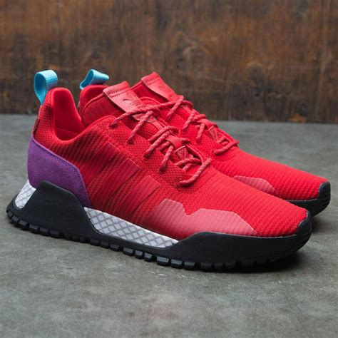 Men F/1.4 Primeknit (Red/Scarlet/Shock Purple)
