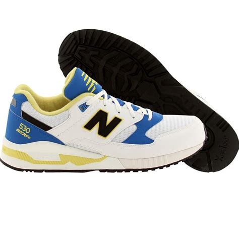 Men M530WBY (White/Blue/Yellow)