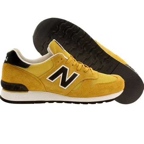 Men M670SMY - Made in England (Yellow/Black)