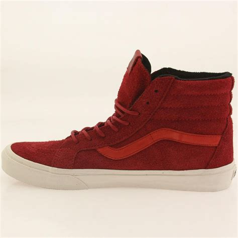 Men Sk8-Hi Reissue - Year of The Monkey (red/Suede)