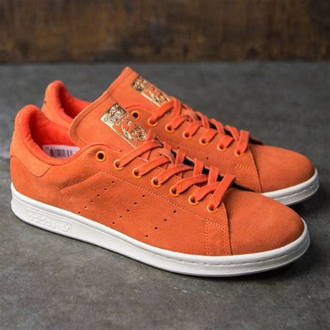 Men Stan Smith Orange Energy Orange Matte Gold