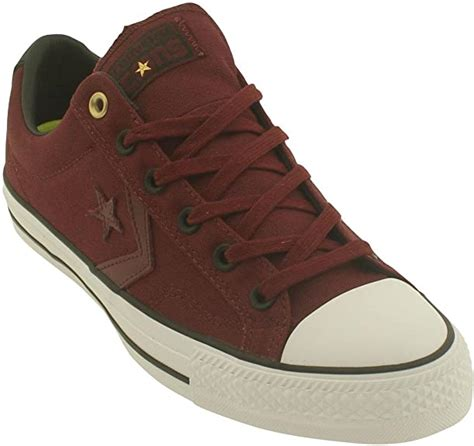 Men Star Player Pro Skate Ox - Vino Pack (burgundy / bordeaux) Size 8.5 US
