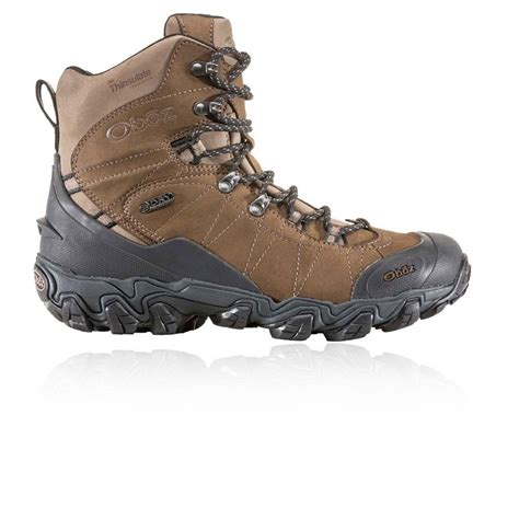 Menƒ_Ts 8 in. Bridger Insulated BDry Hiking Boots