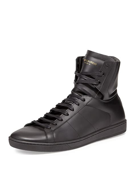 Men's Brentwood Leather high-top Sneaker