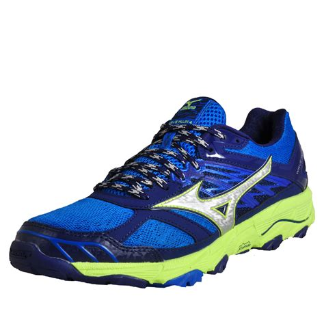 Men's Wave Mujin 3 Trail Running Shoes