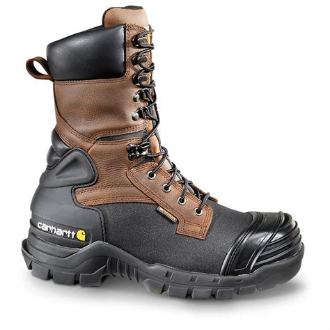 Men's 10' Waterproof Insulated PAC Composite Toe Boot