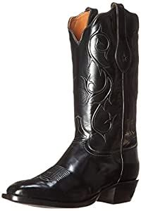 Men's 1044-Brushed Goat Western Boot